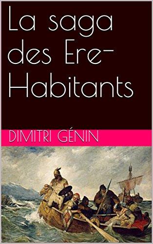 Couverture du livre La saga des Ere-Habitants (Folklore Viking t. 6)