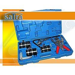 Satra Segment de piston Outil de service Ensemble de moteur à cliquet de nettoyage Expander Compresseur