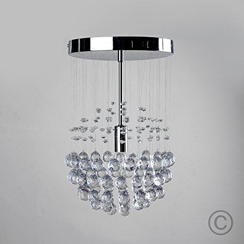 tolle-verchromte-pendelleuchte-im-wasserfall-kugeldesign-mit-transparenten-juwelen-und-tropfen-aus-acryl-2