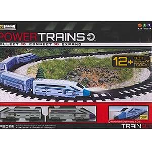 Power Trains - Starter Set - Circuit Train à Grande Vitesse - 366 cm (Import Royaume-Uni)