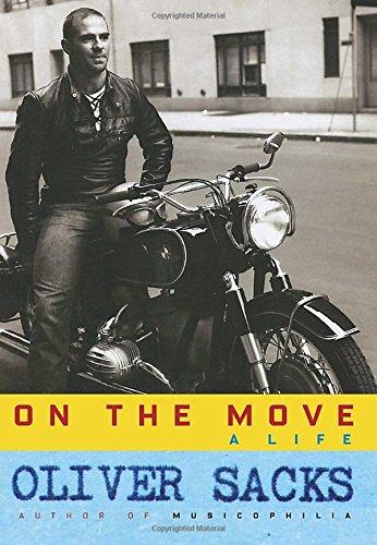 Buchseite und Rezensionen zu 'On the Move: A Life' von Oliver Sacks