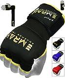 EMRAH PRO Gel Inner Hand Wraps Gel Gloves Boxing Fist Padded Bandages MMA Gel Thai