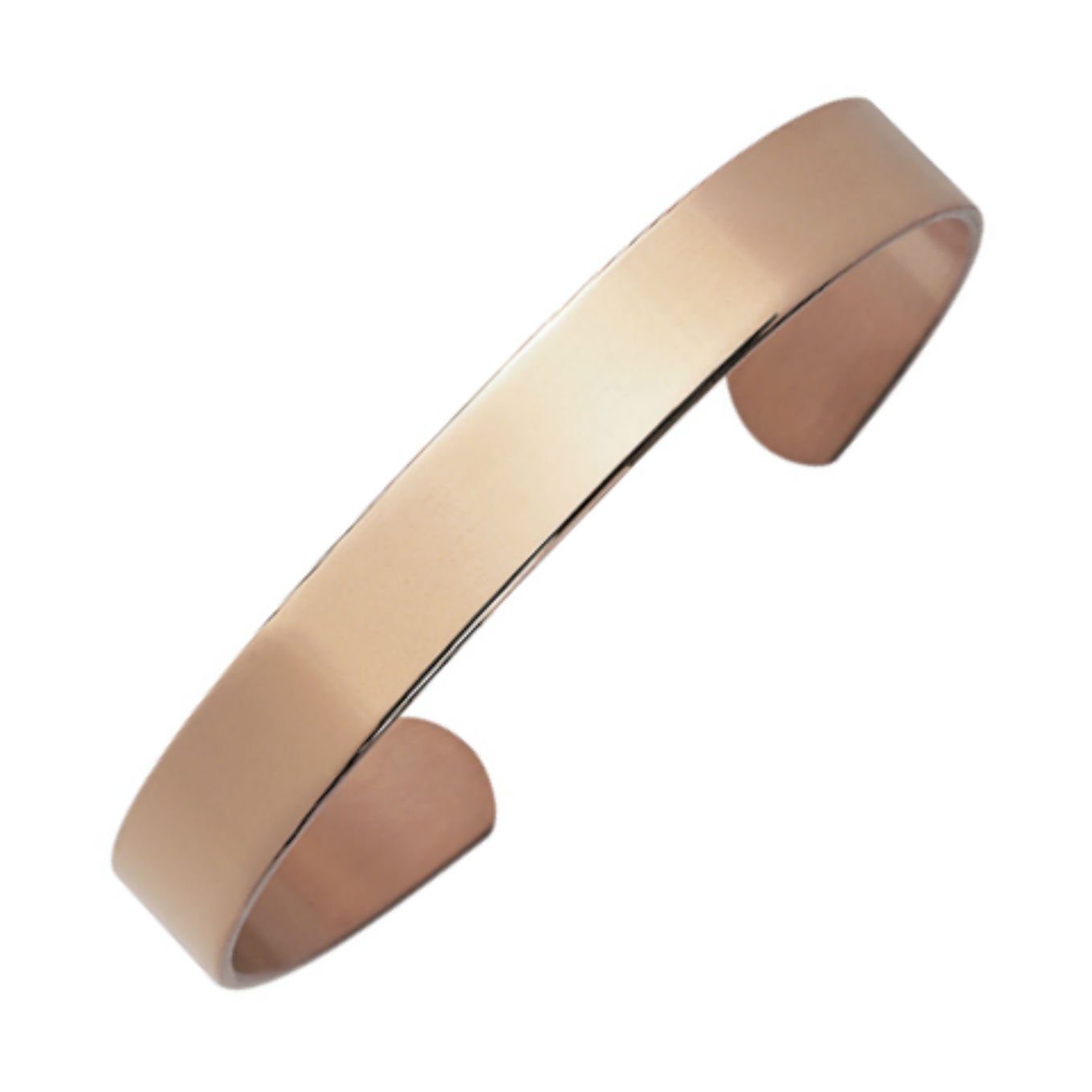 Sufferers wear copper jewelry in the hopes of easing symptoms - Arthriton Plain Solid Pure Copper Bracelet Health Band For Rheumatism Arthritis 9mm Wide Ml Fits Wrist Up To 22cm Amazon Co Uk Health Personal Care
