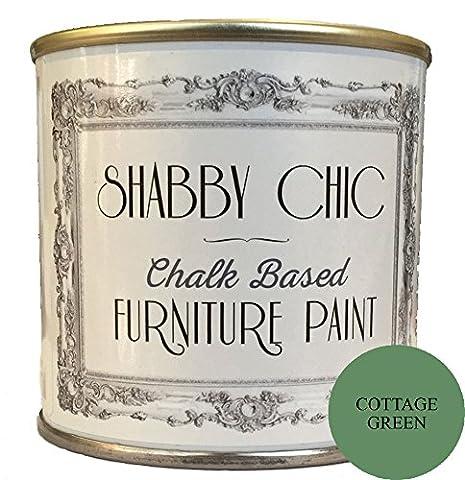 Cottage Vert base et peinture à la craie pour meubles