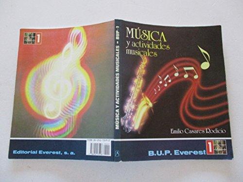 Musica y actividades musicales.1bup por Emilio Casares Rodicio