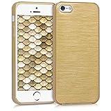 kwmobile Funda para Apple iPhone SE / 5 / 5S - Case para móvil en TPU silicona - Cover trasero...