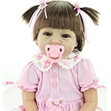 NPK Reborn Bebé Neonata Lifelike Silicone Vinile Reborn Baby Doll Neonato Bebe Reborn 55cm