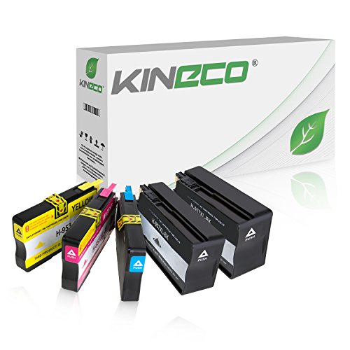 Preisvergleich Produktbild 5 Kineco Tintenpatronen kompatibel zu HP 957XL 953XL für HP Officejet Pro 8210 8216 8218 8720 8725 8730 8740