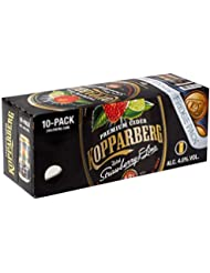 Kopparberg Strawberry and Lime Cider Can, 10 x 33cl