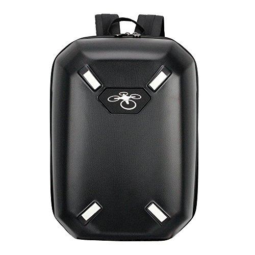 Anbee carcasa negro mochila mochila bolsa de viaje de almacenamiento caso para DJI Phantom 3, Phantom 4RC Drone, tamaño For DJI Phantom 4