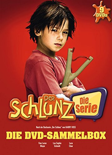 Preisvergleich Produktbild Der Schlunz - Die Serie,  9 DVDs