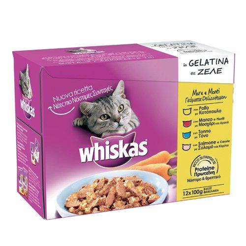 whiskas-multipack-100-gr-x-12-x-4-confezioni-mari-e-monti-in-gelatina-bocconcini-gatto