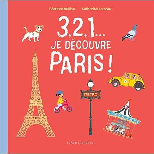 3, 2, 1... je découvre Paris