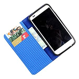 For Samsung Galaxy Young - PU Leather Wallet Flip Case Cover