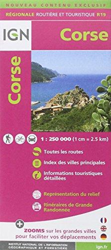 Corse 2015 por Institut Géographique National