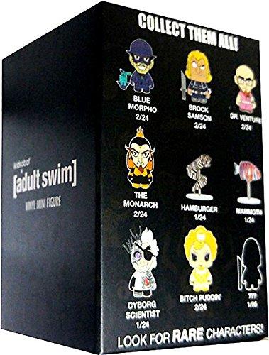 Rick & Morty Adult Swim Blind Box Mini Figure Standard