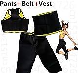 Clyra Hot Shapers Women sweat Slimming Body Shaper Loss-weight Combo size_XL