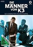 Die Männer vom K 3 - Staffel 2 (4 DVD)