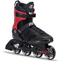 K2 Herren Fitness Inline Skates F.I.T. 80 Pro - Schwarz - 30C0716.1.1