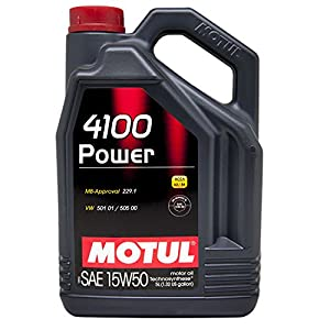 Motul 4100 Power 15 W de 50 5L