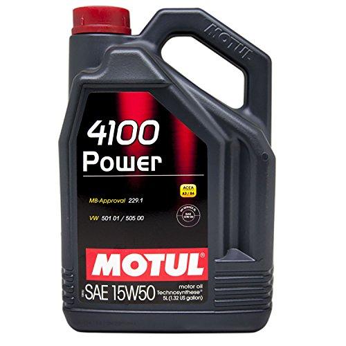 Motul 4100Power 15W de 505L