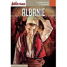 Albanie 2016 Carnet Petit Futé