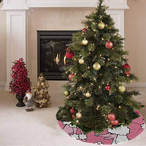 Niedlichen Pudel Röcke - SHAOKAO Weihnachtsbaum Rock Cartoon niedlichen Standard