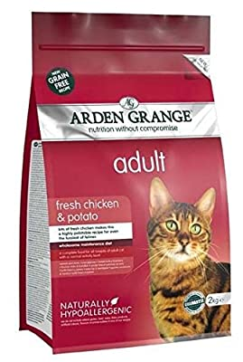 Arden Grange Adult Chicken Dry Cat Food by Arden Grange