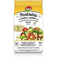 Esgir Picatostes Sin Gluten Sabor Natural - 75 gr