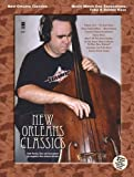 Music Minus One Sousaphone, Tuba or Bass: New Orleans Classics (Sheet Music and CD Accompaniment) by Matt Perrine (2005-02-04)