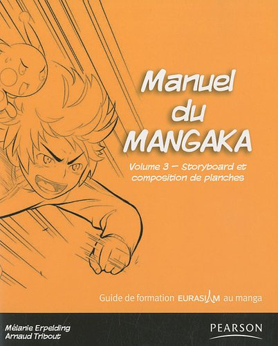 Storyboard & composition des planches Volume 3