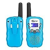 Upgrow RT-388 Walkie Talkie Funkgerät für Kinder mit Wiederaufladbaren Akkus, Funkhandy Kinder Funkgerät, 8 Kanle mit LCD-Display, Reichweite bis zu 2-3 Km(Blau) für Upgrow RT-388 Walkie Talkie Funkgerät für Kinder mit Wiederaufladbaren Akkus, Funkhandy Kinder Funkgerät, 8 Kanle mit LCD-Display, Reichweite bis zu 2-3 Km(Blau)