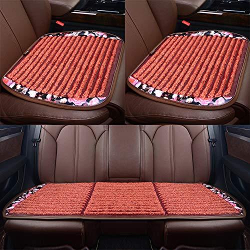 Kostenlos Samen (GKD OFDF Nicht-Slip Weißdorn Samen Sitzkissen, Auto Single-sitzrücksitz Universalkrawatte-kostenlose Stuhl Sitzpolster-i)