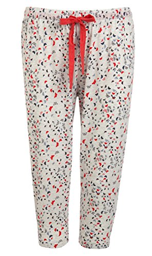 jockeyr-womens-capri-pants-851107wh-white-melange-size-s