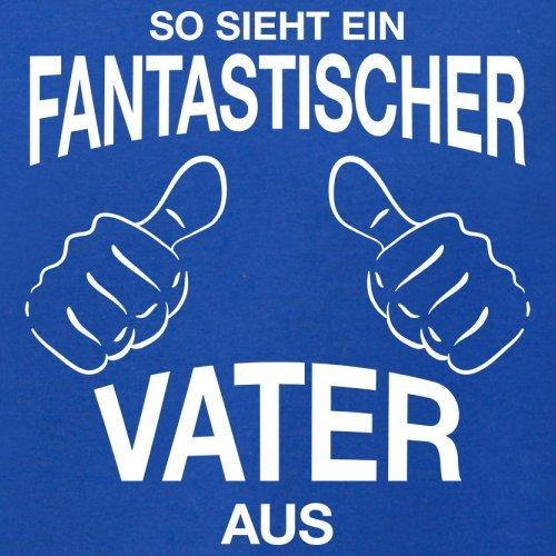 Fantastischer Vater - Herren T-Shirt - 13 Farben Royalblau