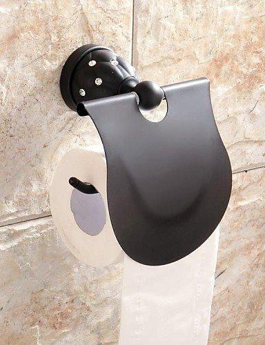 Lina @ porta rotolo/bagno Gadget, Modern, in bronzo, oliato montaggio a parete