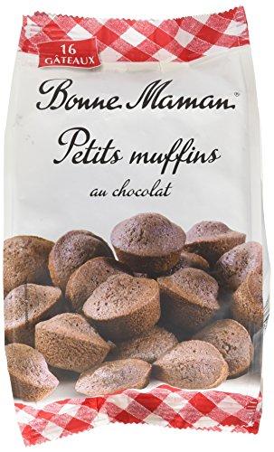 Bonne-Maman Petits Muffins au Chocolat 235 g - Lot de 3