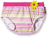 eleMar Baby Windelbadehose,,Pink-Gelb-Bunt/Pink,86