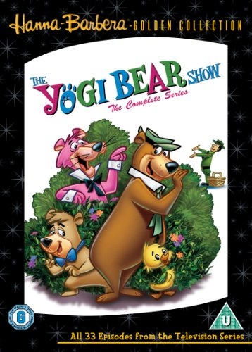 Yogi Bear The Complete Series [DVD]