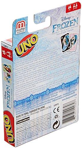 Mattel-Spiele-CJM70-Kartenspiele-UNO-Die-Eisknigin