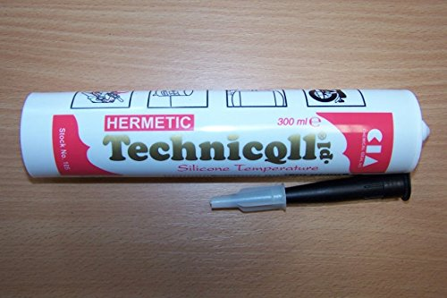 black-high-temperature-silicone-adhesive-sealant-300-ml-heat-resistant-300c-liquid-gasket-new