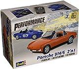 14378 - Revell Monogram '72 Porsche 914-6 2'n 1