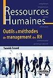 Ressources humaines - Outils & méthodes de management des RH