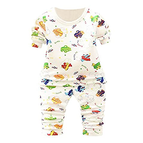 Cerf Costume Outfit - Toddler Kid Romper T-shirt Tops + Pantalons,