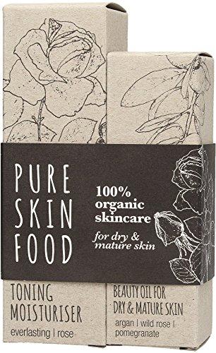 Pure Skin Food: Juego–Seca & Pieles maduras