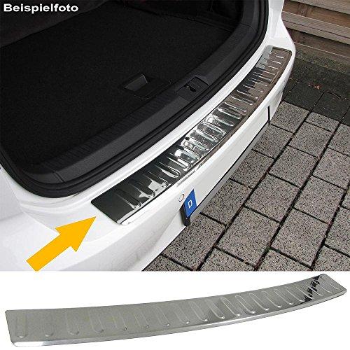 Preisvergleich Produktbild Carparts-Online 27579 Ladekantenschutz Stoßstangenschutz Edelstahl