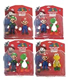 Super Mario Large Figure Collection Special Twin Pack - Assorted