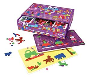 fuzzy felt celebration kids imagination enhancement set de jeux d 39 int rieur pour enfants amazon. Black Bedroom Furniture Sets. Home Design Ideas