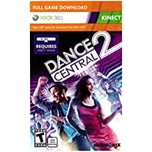 Dance Central 2 Xbox 360 Download Card Voucher by Xbox