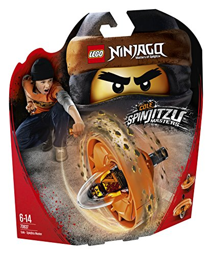 LEGO 70637 Ninjago Cole - Spinjitzu Master